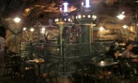 Steampunk Tavern Bar
